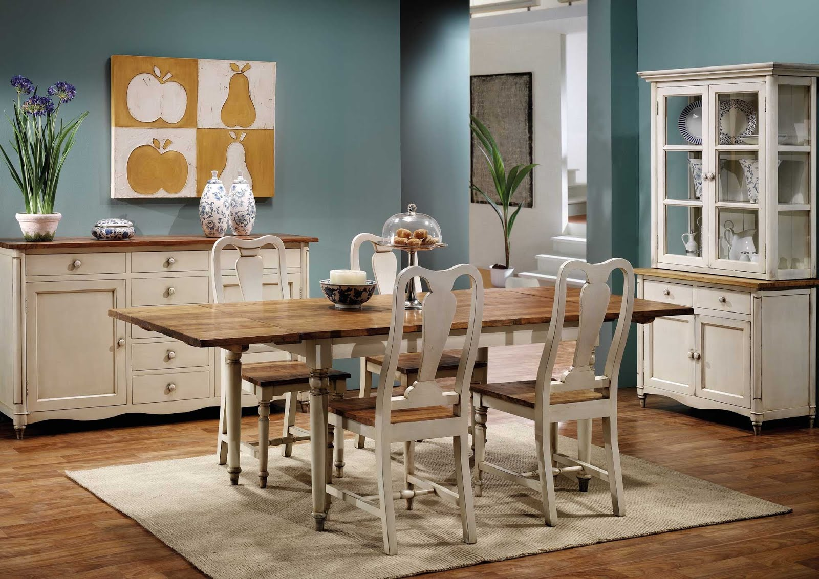 Beautiful Muebles Comedor Blanco Pictures - Casa & Diseño Ideas ...
