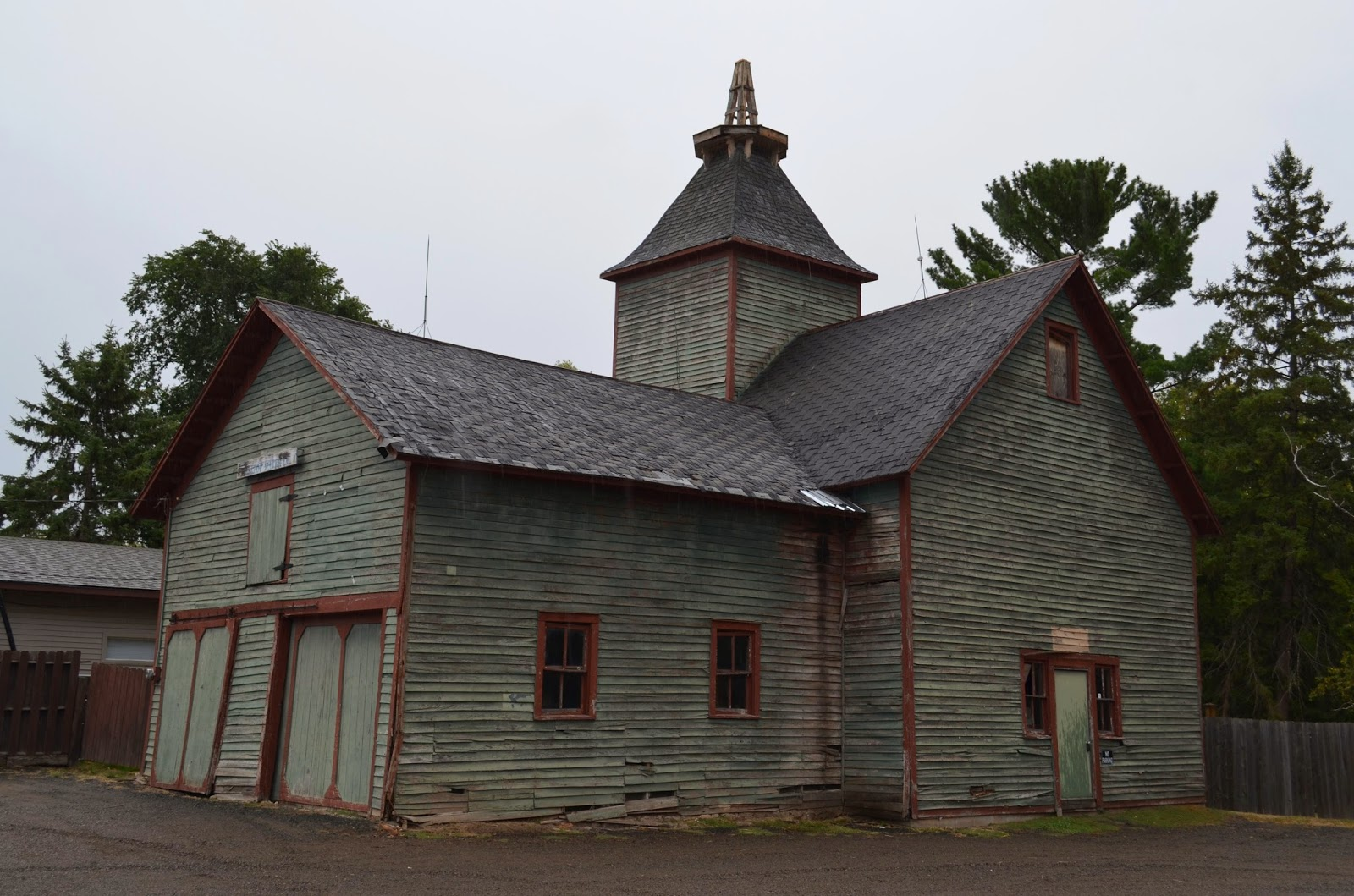 Abandoned Mn Old Church Or Schoolhouse Scandia Mn
