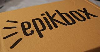 Jesienne niespodzianki, czyli EpikBox #2