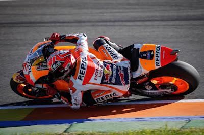 Prediksi Hasil Race MotoGP Valencia, Lorenzo Juara Dunia