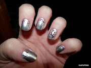 New Years Nails (party nails)