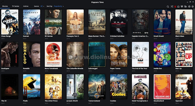 PopCorn Time 2016 Download