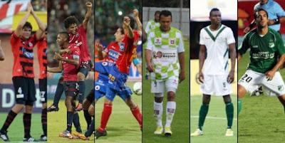 Resultados partidos de pretemporada en el fútbol colombiano