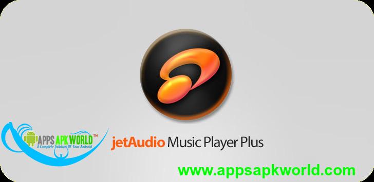 jetAudio Music Player Plus v5.2.2 Cracked Apk