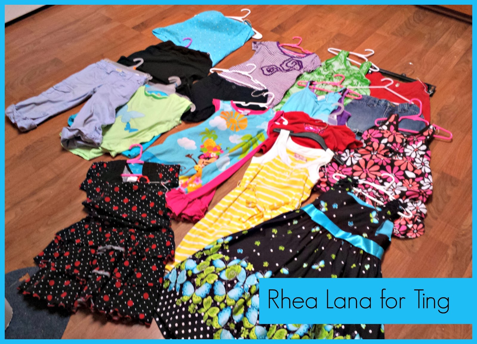 Rhea Lana Consignment Sale | #consignment #kids #savingmoney