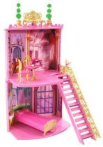 Barbie & the Three Musketeers Secrets Surprises Castle