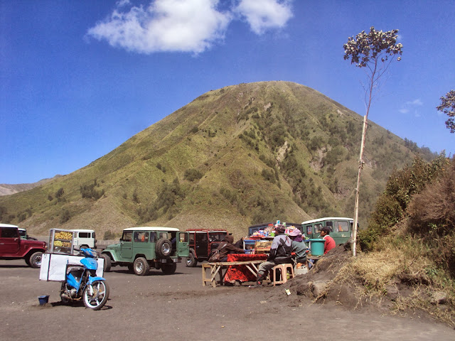 Gunung Batok Gunung Bromo