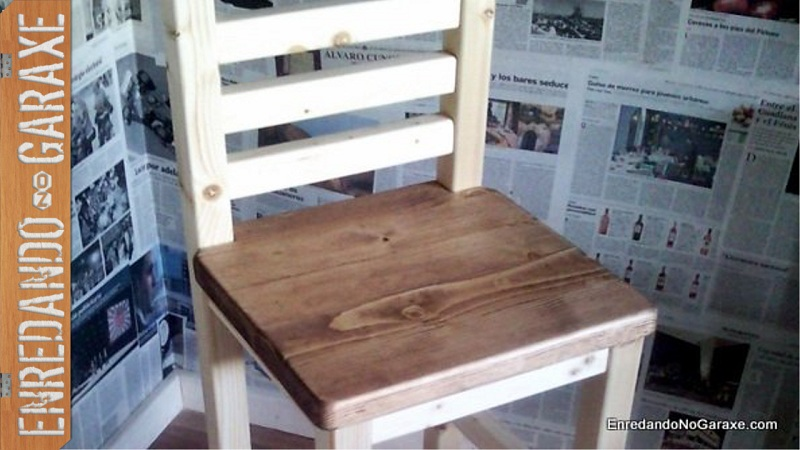 How to make a stool with my router jigs, woodworking.enredandonogaraxe.com
