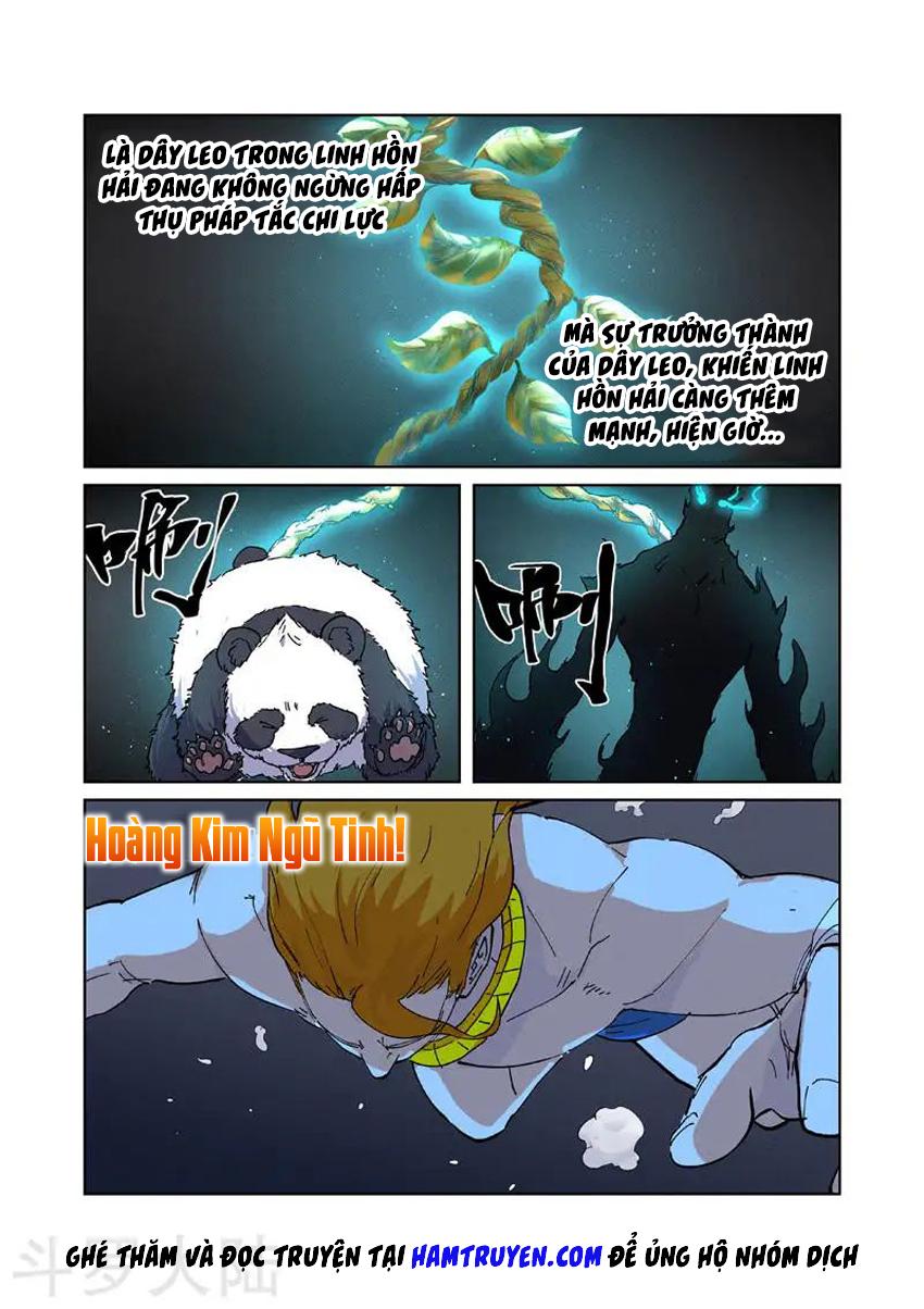 Yêu Thần Ký chap 225 - Trang 3