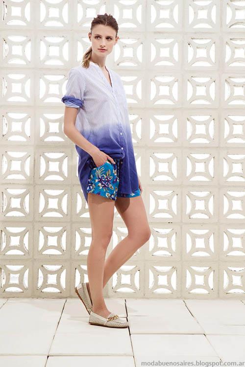 Moda primavera verano 2015, ropa colección Clara 2015.