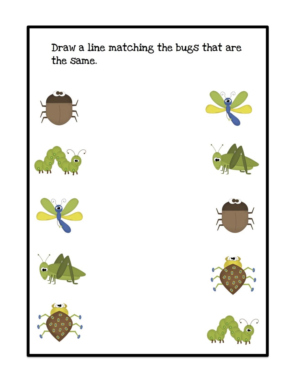 bug patterns patterns kid