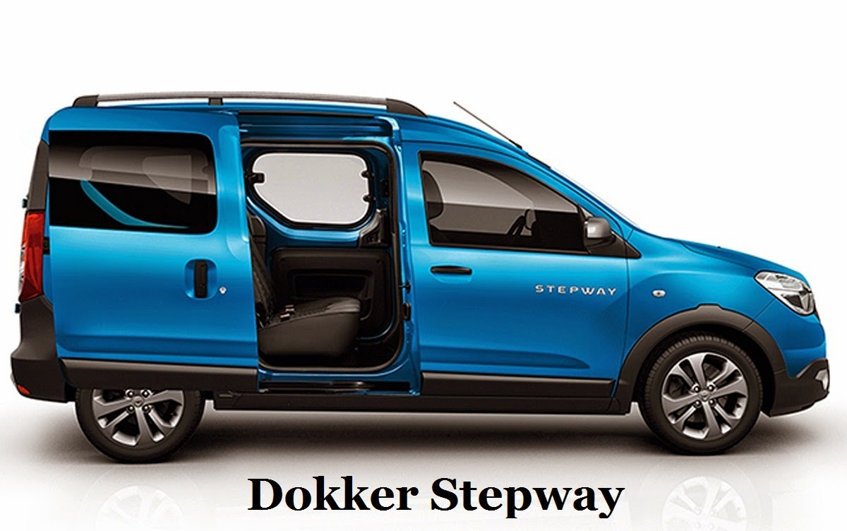 2015 dacia dokker stepway 1 2 tce 115 hp car reviews. Black Bedroom Furniture Sets. Home Design Ideas