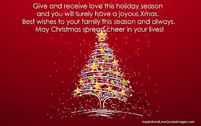 Merry Christmas Quotes Wishes and Messages For Friends ...