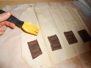 saccottini al cioccolato