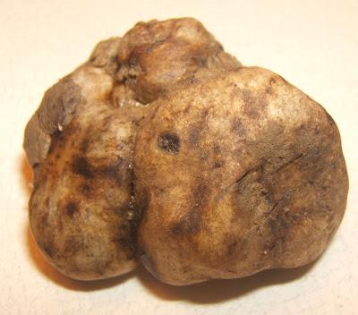 Recettes Œufs-Œufs brouillés aux truffes blanches