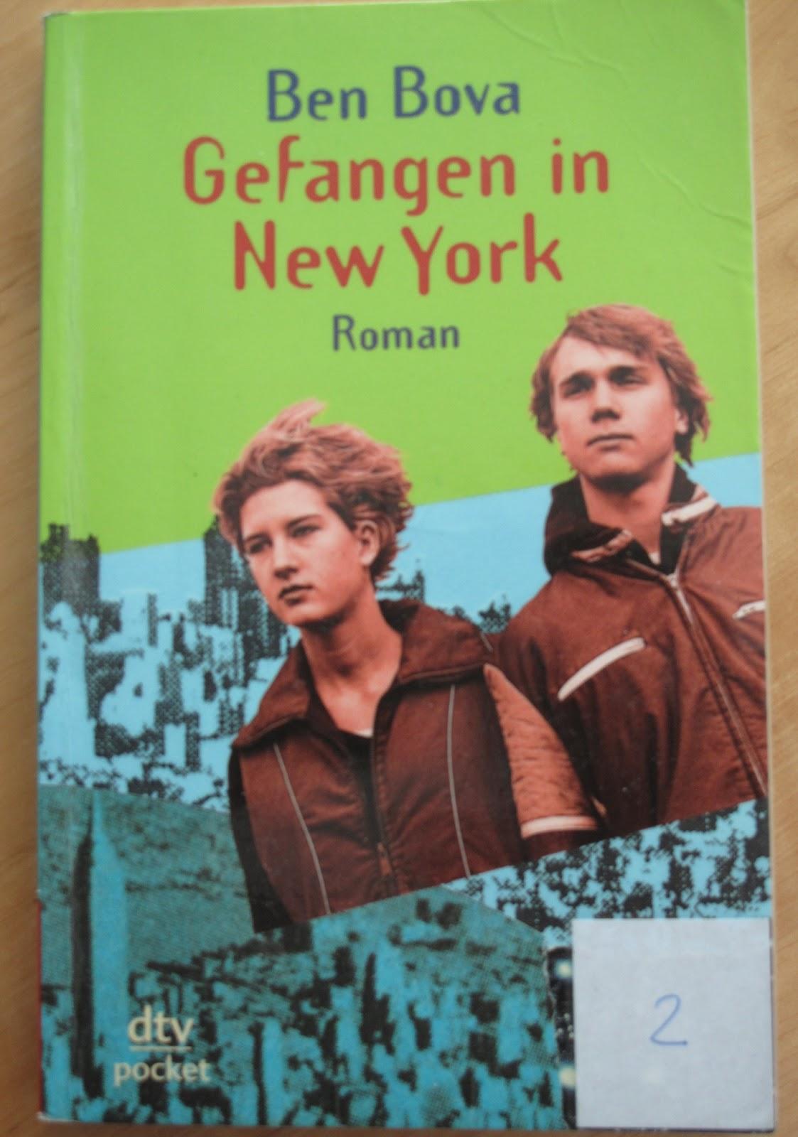 gefangen in new york zusammenfassung - Zusammenfassung Ben