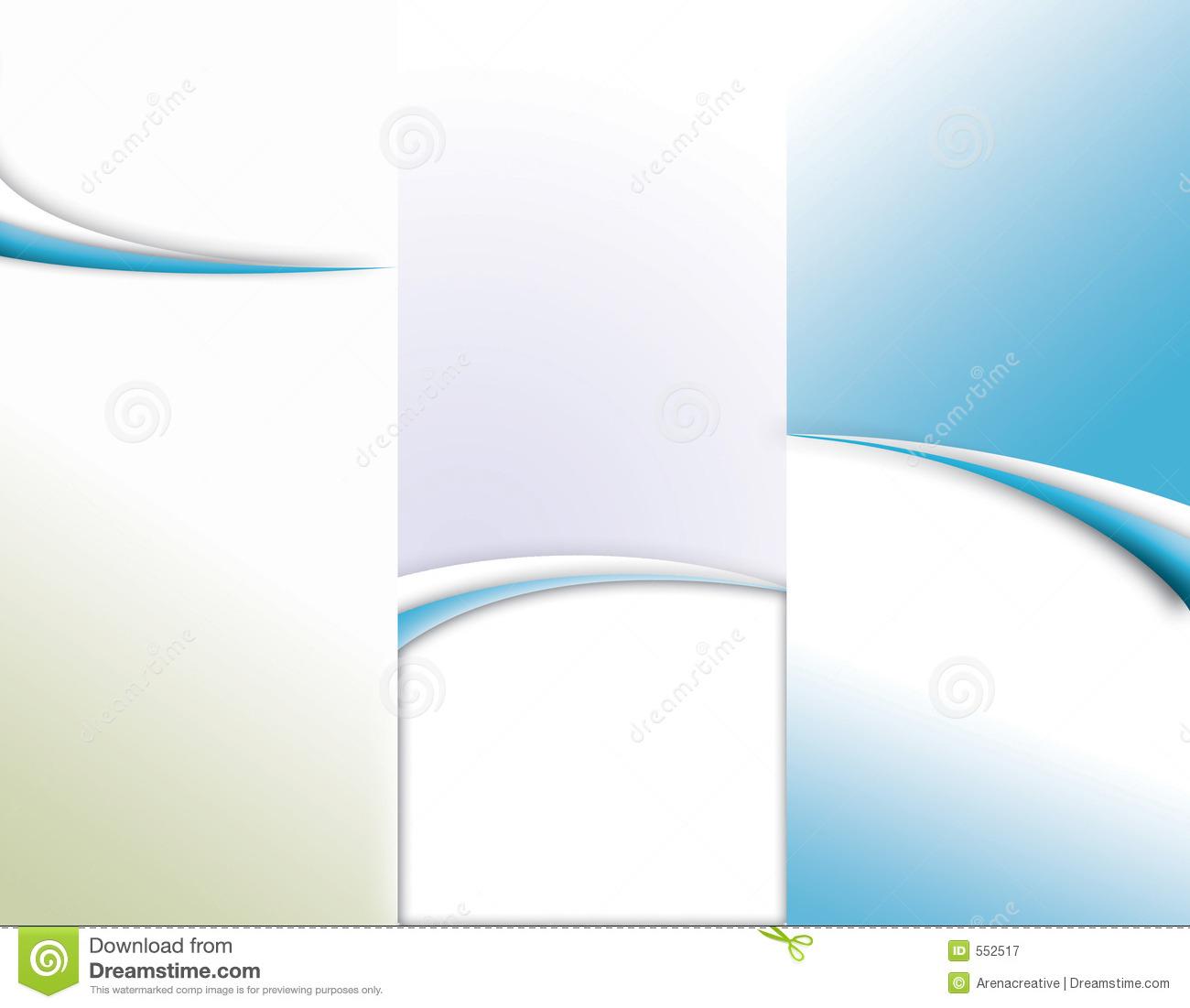 Fold Brochure Template Images Corporate Bi Fold Brochure - 3 folded brochure template