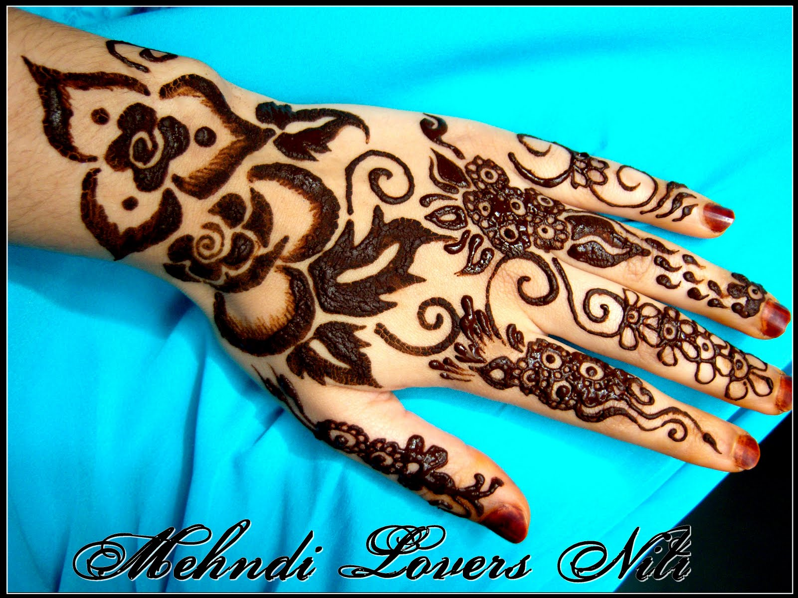Hd Wallon Wallpaper Mehandi Design