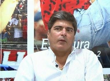Presidente do Vitória promove 'limpeza' no elenco