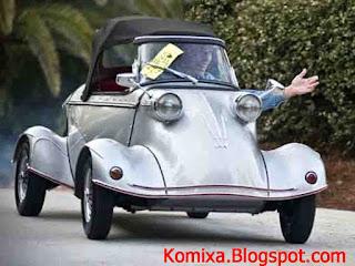 Koleksi Foto Mobil Unik Di Seluruh Dunia