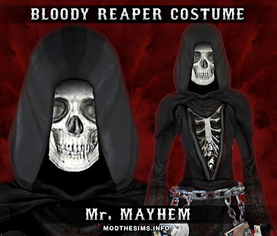 Bloody reaper costume sons of anarchy s reaper by mr mayhem