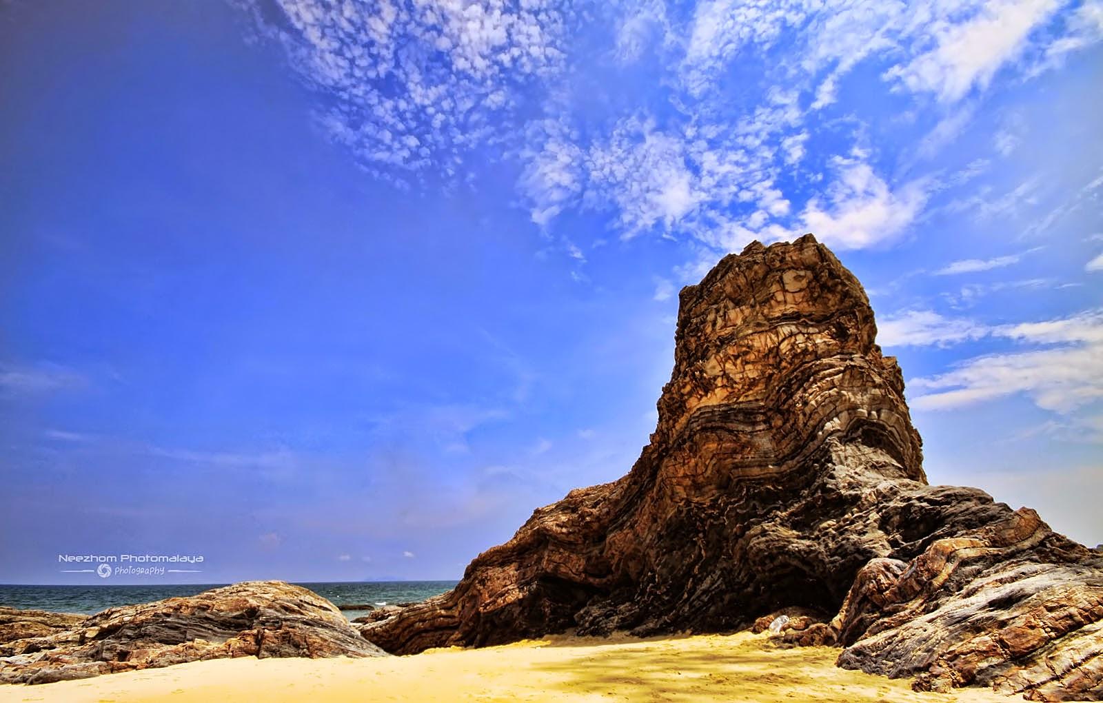 Pantai Batu Pelanduk, Kuala Abang, Dungun
