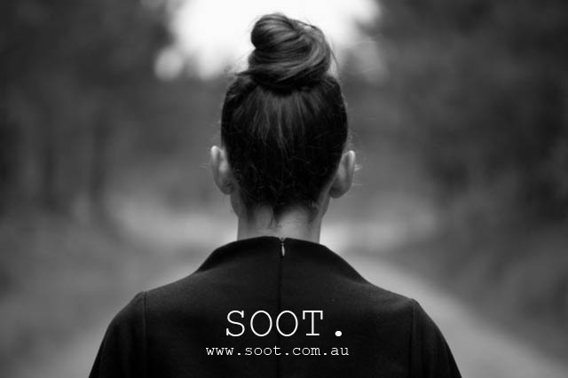SOOT.