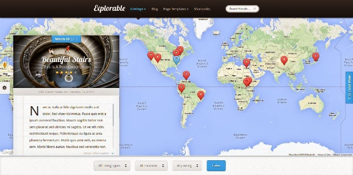 Explorable