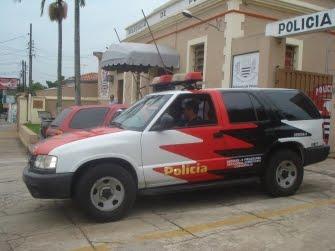 POLICIA CIVIL DE COSMÓPOLIS RECEBE MAIS UMA VIATURA BLAZER