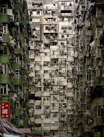 prédio abandonado em kowloon walled