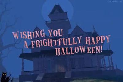 ¡Feliz y terrorífico Halloween!