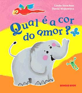 Livro Infantil - Qual é a Cor do Amor