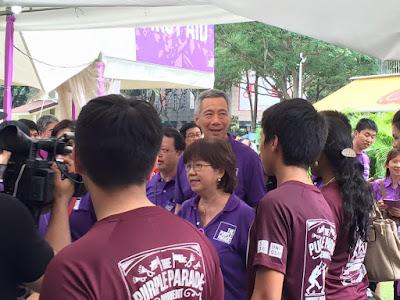 Purple Parade 2015