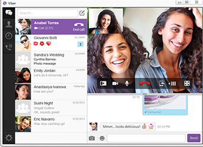 App Viber Free Download Untuk Windows PC
