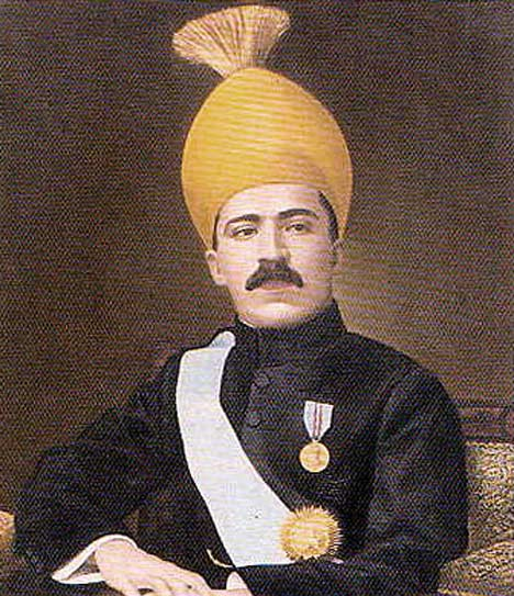 Osman Ali Khan Asaf Jah VII