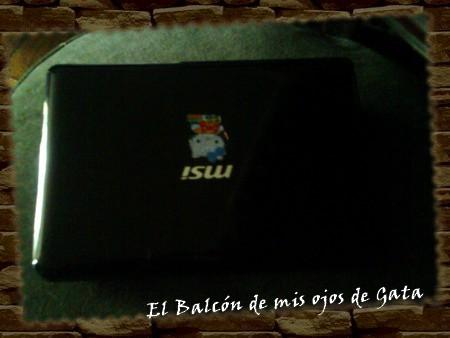 Mi netbook MSI