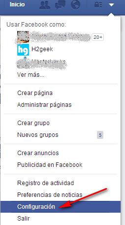 Como desactivar la reproducción automatica de videos en Facebook