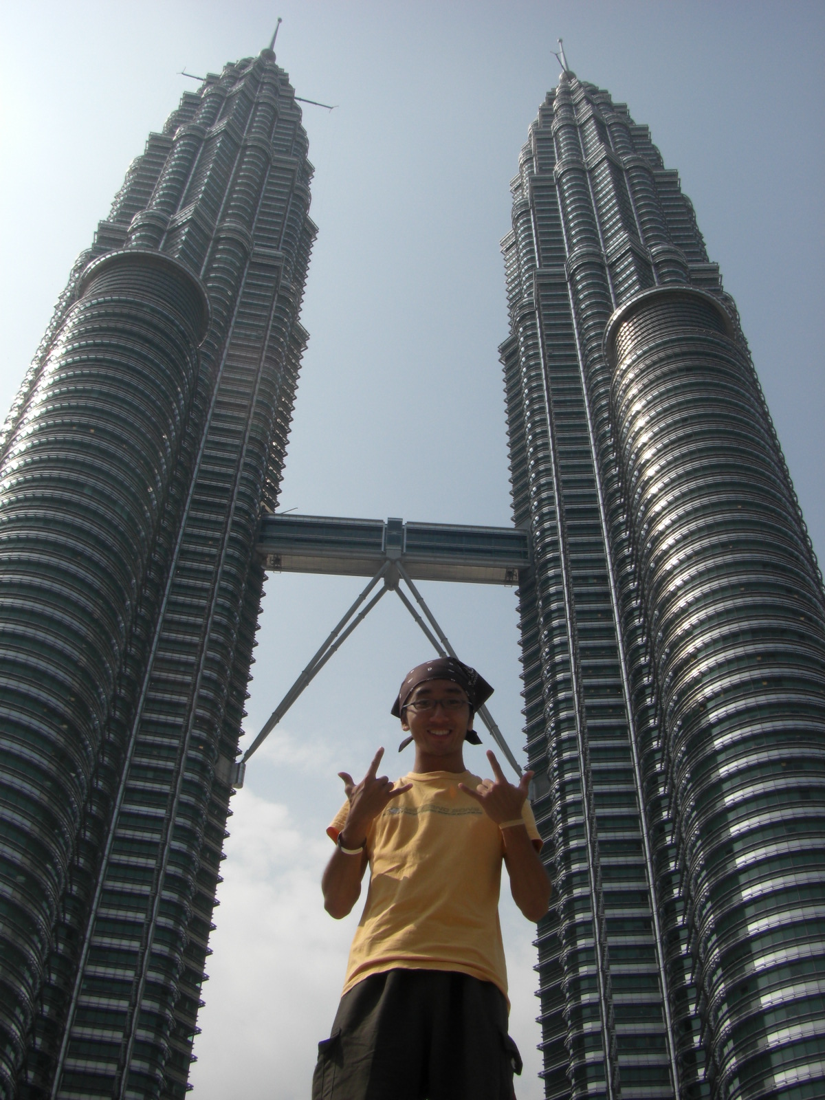 Twin Angels Getaway Reminder Of Going Petronas Twin Tower