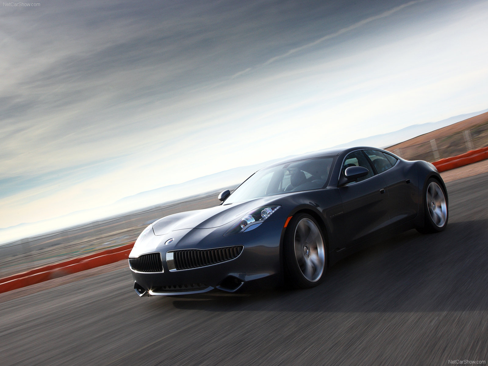 tos autos fisker karma wallpaper. Black Bedroom Furniture Sets. Home Design Ideas