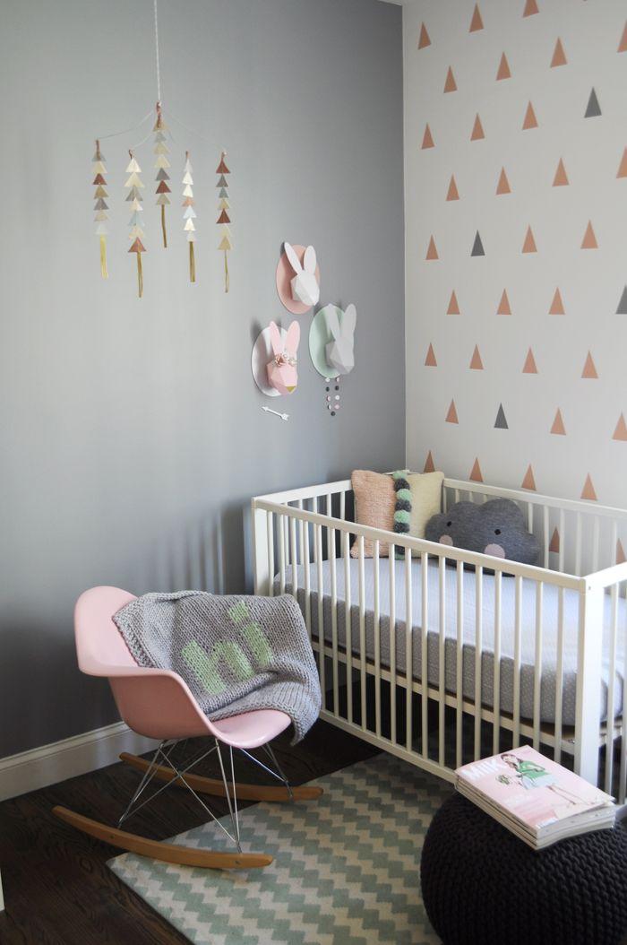 Pokoik przedszkolaka i niemowlaka inspiracje for Baby s room decoration ideas