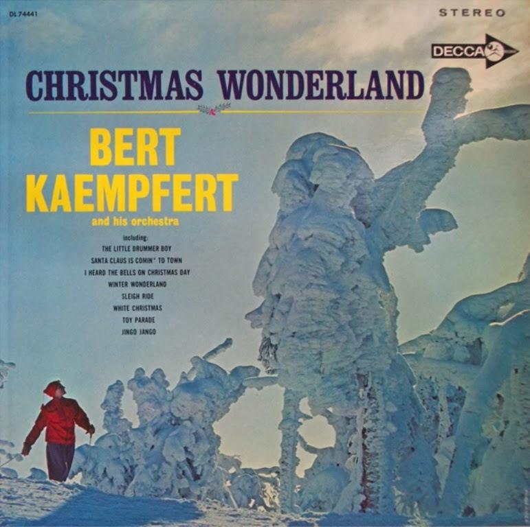 cd Bert Kaempfert - Christmas Wonderland Christmas+Wonderland