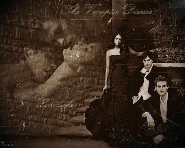 Love Sucks - The Vampire Diaries