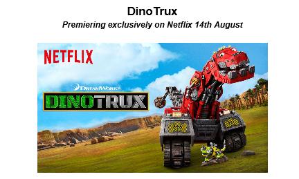 Half Dinosaur Half Truck