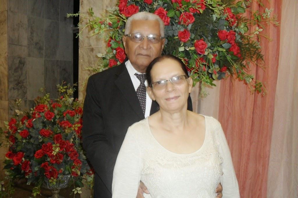 Pastor João Bartbosa e Mssª. Laudicéa - 07.2014