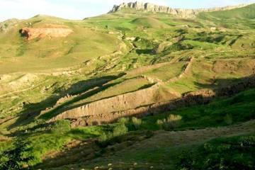 Lokasi Artefak Bahtera Nabi Nuh ditemukan