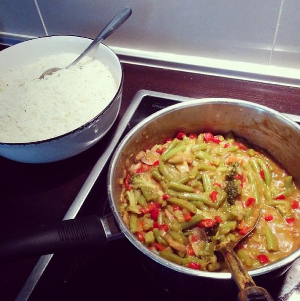 Cozinhar, momento meditativo