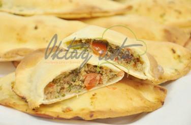 Fırında Lahmacun Böreği Tarifi