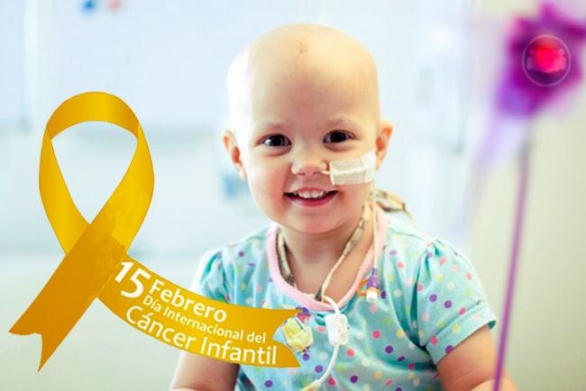 El 15 de febrero es el día internacional del cáncer infantil.
