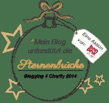 Mein Blog unterstüzt