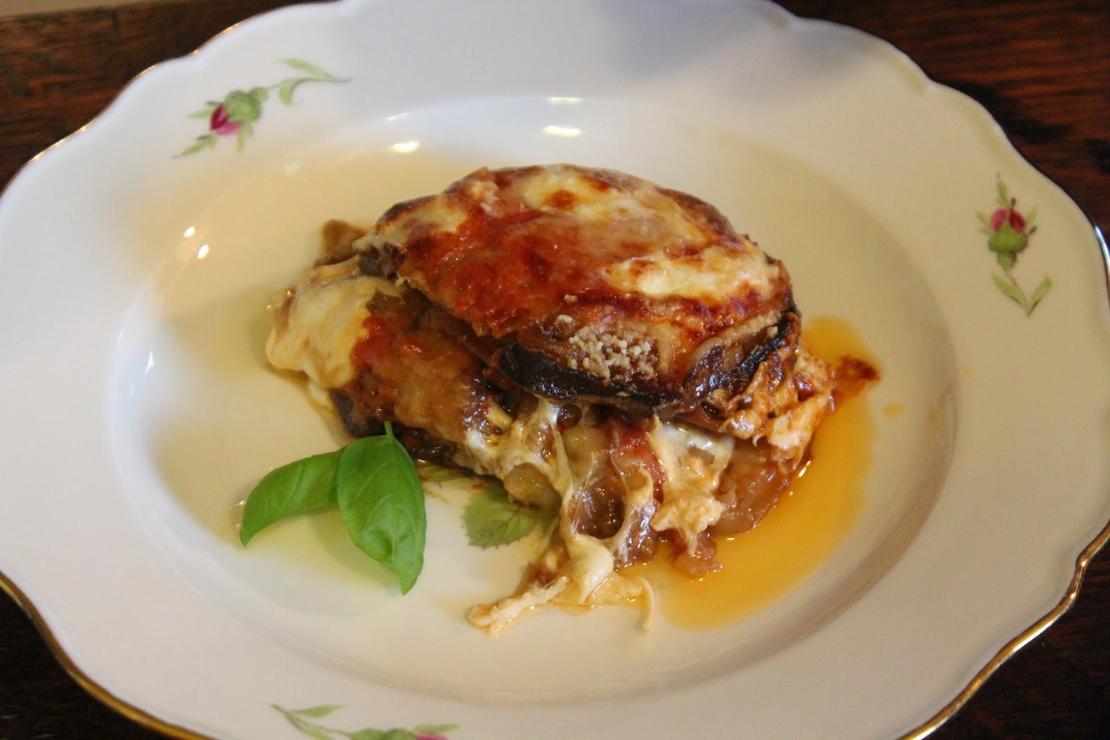 ... Blog: Eggplant Parmesan - Melanzane alla Parmigiana - Real Recipe